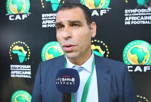 اتحاد الكرة الجزائري يهدد بشكوى الـ CAF إلى محكمة التحكيم الرياضية الدولية