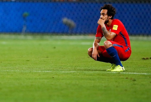 ليلة سقوط تشيلي.. هكذا حَرم قرار الـ FIFA الملعون رفاق سانشيز من التأهل للمونديال