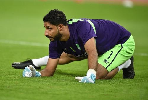 حارس المنتخب السعودي لهسبورت: الكرة المغربية تملك النجوم.. وسنلعب المونديال لنتألق
