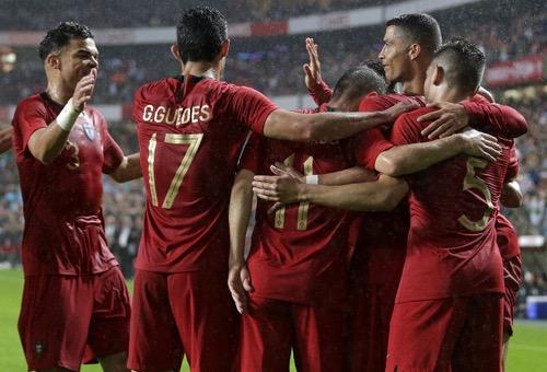البرتغال تعمق جراح الجزائر بثلاثية وتطمئن جماهيرها قبل المشاركة في المونديال