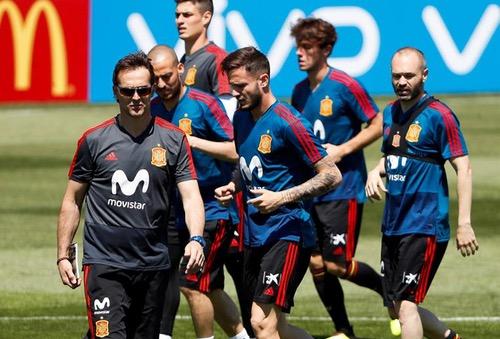 الاتحاد الإسباني يُقيل مدرب المنتخب جولين لوبتيغي بعد إعلان تعاقده مع ريال مدريد