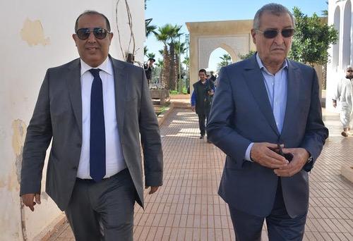 نتيجة بحث الصور عن الرجاء المغربي محمد أوزال