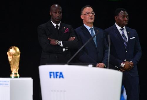 العثماني: تنظيم كأس العالم كان حلما مشتركا