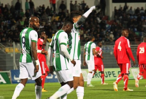الدفاع الجديدي يسقط بثنائية أمام مازيمبي الكونغولي في دوري أبطال افريقيا 