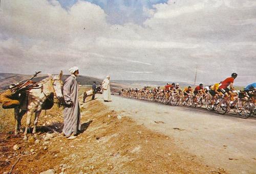 طواف المغرب للدراجات في دورته الثلاثين.. إرث رياضي ضمن الإستمرارية طيلة 80 سنة