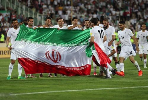"""""""فرس إيران"""" يستعدون لـ""""أسود الأطلس"""" بمواجهة الجزائر وديا في النمسا"""