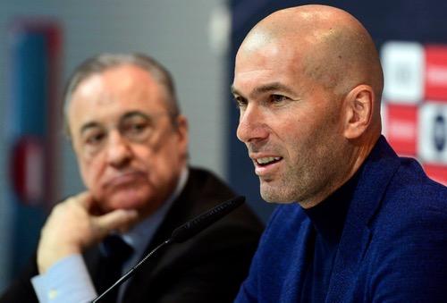 لاعبو ريال مدريد يودوعون زيدان بعبارات مؤثرة عبر مواقع التواصل الاجتماعي