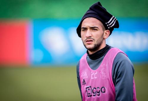 زياش ينافس محرز وصلاح على جائزة أفضل لاعب عربي لسنة 2016