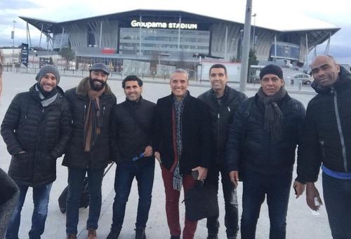 """صُحف الاثنين: لاعبون سابقون في مدينة """"ليون"""" الفرنسية لتحصيل شهادة التدريب"""