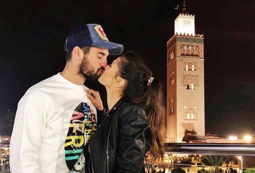 بعد هيرنانديز.. إيسكو وزوجته يقضيان عطلة نهاية الأسبوع في مراكش