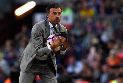 لويس انريكي مدرب إسبانيا الجديد.. طباع حادة وقدرة فنية كبيرة
