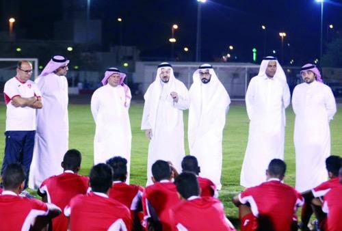 في السعودية.. مسلسل إقالة رؤساء الأندية مستمر.. بعد ناديي الهلال والأهلي إقالة رئيس الوحدة