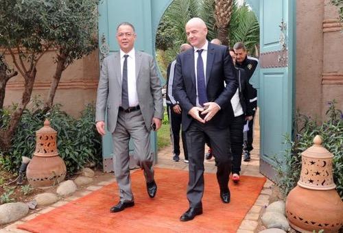 اليازغي: المغرب استفاد كثيرا من تجاربه السابقة.. وملفه الحالي لتنظيم المونديال أكثر قوة