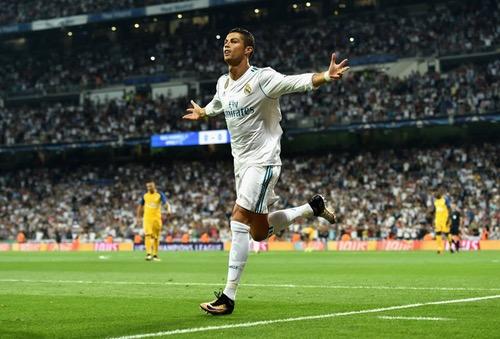 رونالدو يتألق وراموس يُبدع وريال مدريد يفوز على أبويل القبرصي بثلاثية بدوري الأبطال