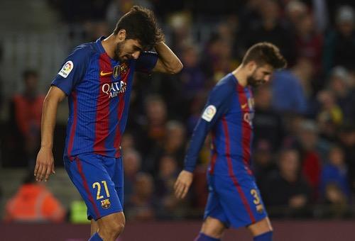 أندري غوميش: لا أشعر بارتياح في برشلونة لدرجة خشيتي الخروج من المنزل