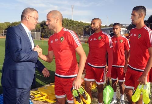 """صحيفة جزائرية: إستراتيجيّة لقجع للعبور بـ""""الأسُود"""" إلى المونديال مُستنسخةٌ عن سيَاستنا"""