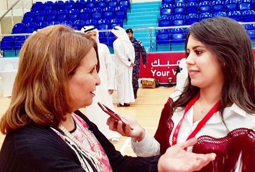 الشيخة حياة لهسبورت: البحرين تساند المغرِب في ترشّحه لاحْتضان مُونديال 2026.. وصَوتُنا لكم