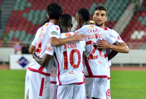 الوداد البيضاوي يعود لسكة الإنتصارات في البطولة برباعية أمام الفتح الرباطي