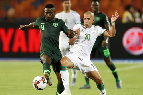 الجزائر تواجه المكسيك وديا في لاهاي بهولندا