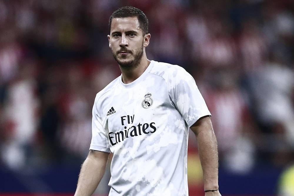 إيدين هازارد يغيب عن قائمة ريال مدريد ضد مايوركا
