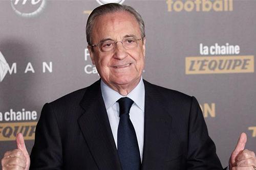 فلورنتينو بيريز أول رئيس للاتحاد العالمي لأندية كرة القدم
