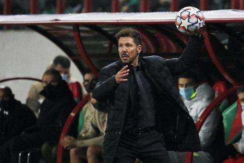 دييغو سيميوني: لا بديل عن الفوز أمام البارصا