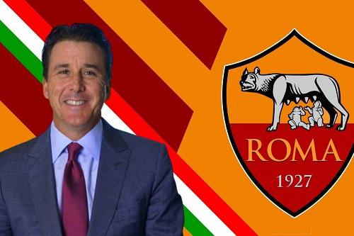 بيع نادي روما الإيطالي إلى رجل أعمال أمريكي