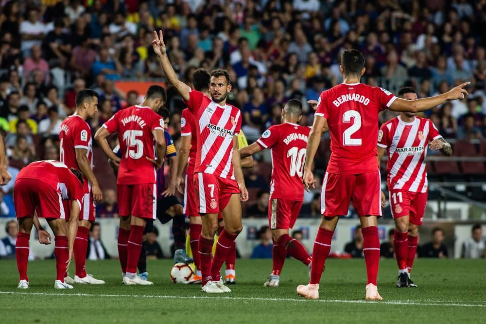 ألافيس يتعادل مع جيرونا في الدوري الإسباني
