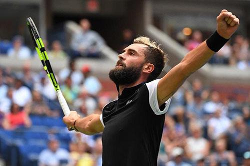 الفرنسي بير يتوج بلقب بطولة مراكش المفتوحة للتنس