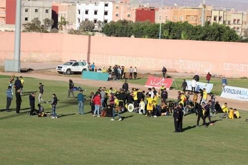 جامعة كرة القدم تخفض عقوبة أولمبيك الدشيرة
