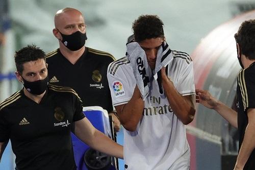 رافاييل فاران مهدد بالغياب عن مباراة بلباو