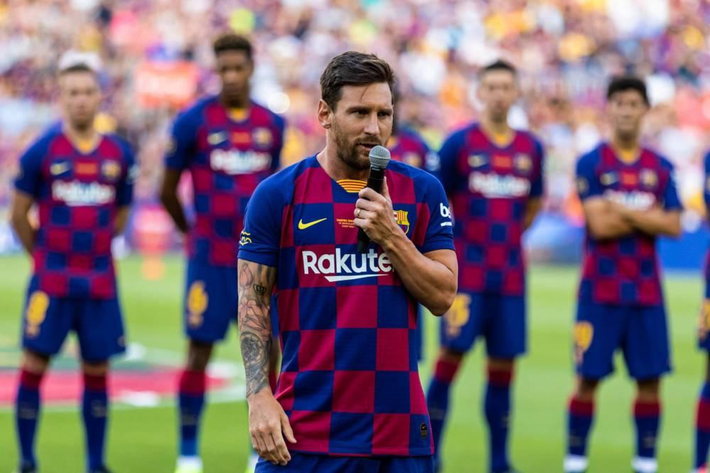 """برشلونة لا يرى في تصريحات ميسي """"القوية"""" انتقادات للنادي"""