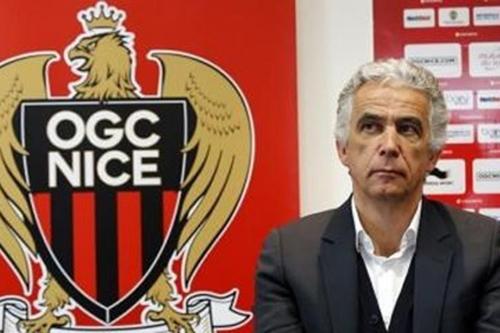 استقالة رئيس نيس الفرنسي ومديره الرياضي