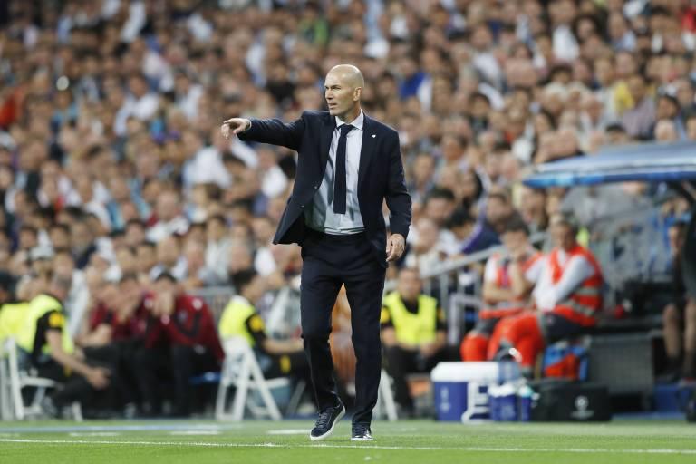 زيدان: تروق لي الأوقات العصيبة وأود الاستمرار في تدريب ريال مدريد للأبد
