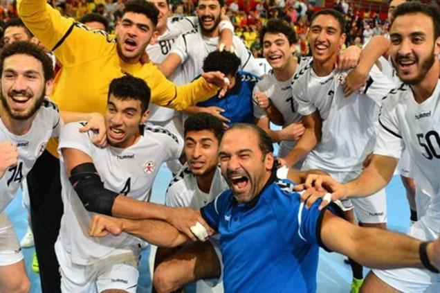 120ألف جنيه لكل لاعب بمنتخب مصر لكرة اليد للناشئين