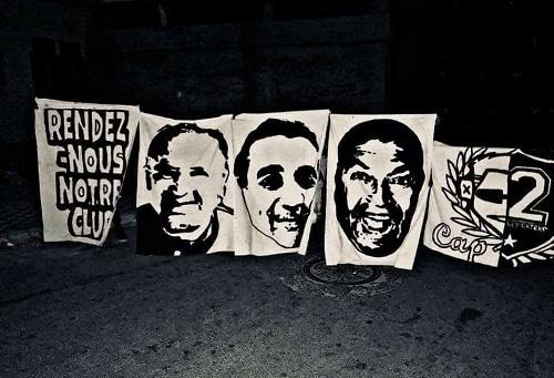 """أنْصار الـDHJ يَشْكُون """"حَلْب"""" الفريق ويتصدّون لـ""""فساد"""" المسؤولين بوَقفة احتِجاجية"""