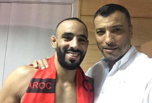بلكايد لهسبورت: الجيدو المغربي سيقول كلمته في الأولمبياد وعلى المسؤولين دعم الشباب