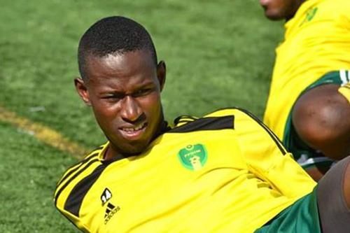 """المنتخب الموريتاتي يفقد نجمه بسبب الإصابة قبل لقاء """"الأسود"""""""
