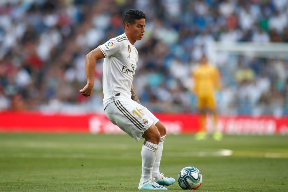 ريال مدريد يعلن إصابة خاميس بالتواء في الركبة