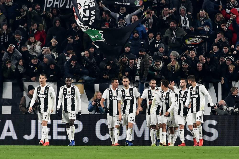 يوفنتوس يحقق لقب الدوري الإيطالي رسميا بعد فوزه على فيورنتينا