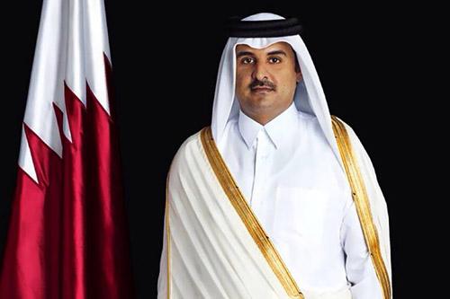 أمير قطر يسافر لباريس للحديث مع نيمار ومبابي