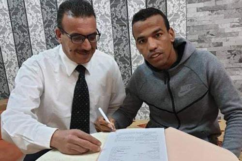 نادي حي العرب السوداني يتعاقد مع مغربيين