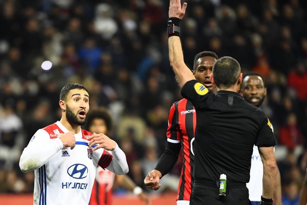 نيس يفوز على ليون بهدف نظيف في الدوري الفرنسي