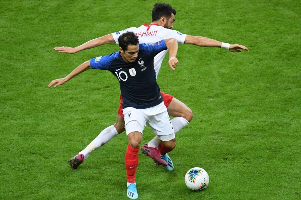 تركيا تنتزع التعادل من الديك الفرنسي وتؤجل تأهله