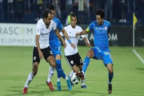 الزمالك يقرب الأهلي من لقب الدوري المصري
