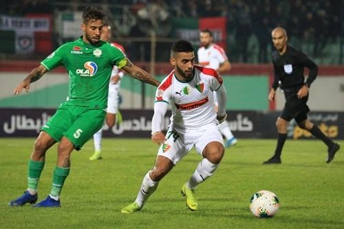عقوبات ثقيلة جديدة تُفاجئ الرجاء الرياضي من الاتحاد العربي
