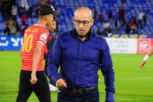 """فوزي جمال: لن ألجأ إلى """"الطاس"""" ضد المولودية لأنه فريقي الأم"""