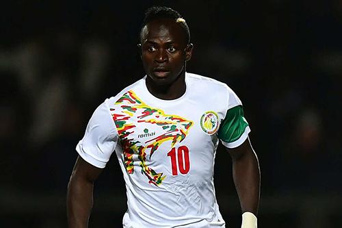 ماني يقود لائحة السنغال في كأس إفريقيا للأمم