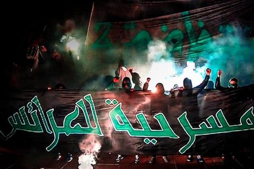 """فصيل """"بريغاد وجدة"""" يفتح النار على محمد هوار ويطالب برحيل الحرس القديم"""
