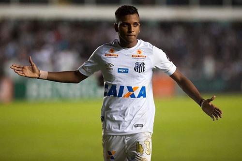رودريجو: أحقق حلم أطفال البرازيل بانتقالي للريال